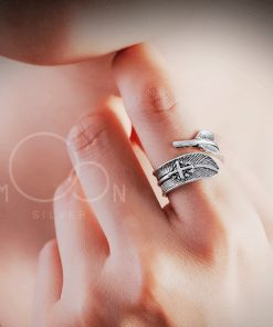 Nhẫn Sở Kiều bạc Thái