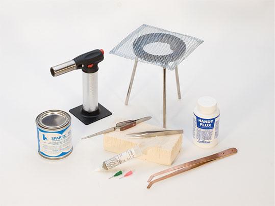 Kỹ thuật hàn trong chế tác trang sức